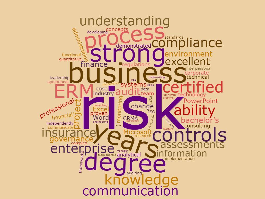 Enterprise Risk Manager Qualifications Word Cloud from LinkedIn Job Posts.jpg